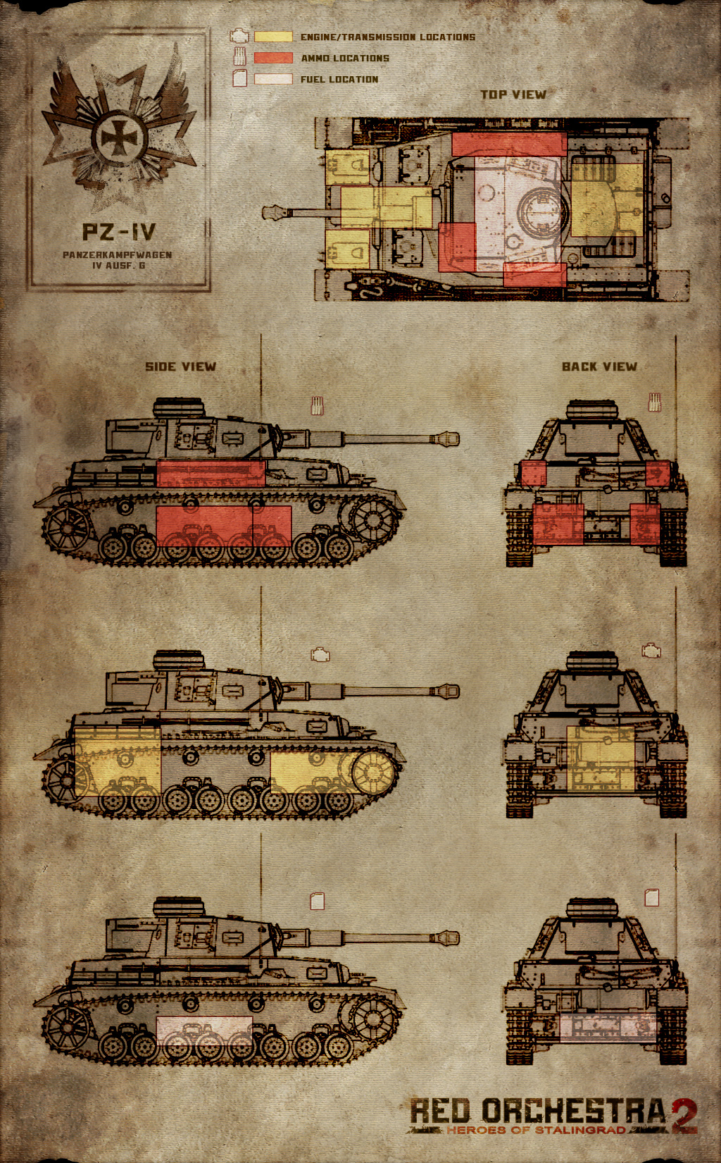 Drive A Tank >> RO2 Tanks - Tripwire Interactive Wiki